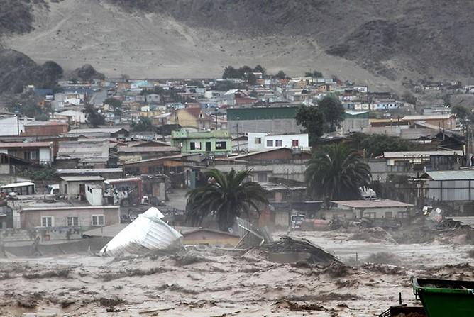 Aluvión de Atacama